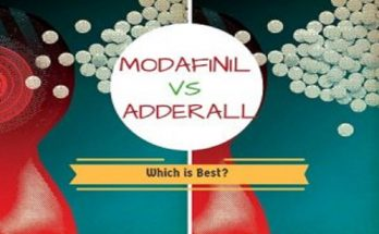 MODAFINIL VS ADDERALL